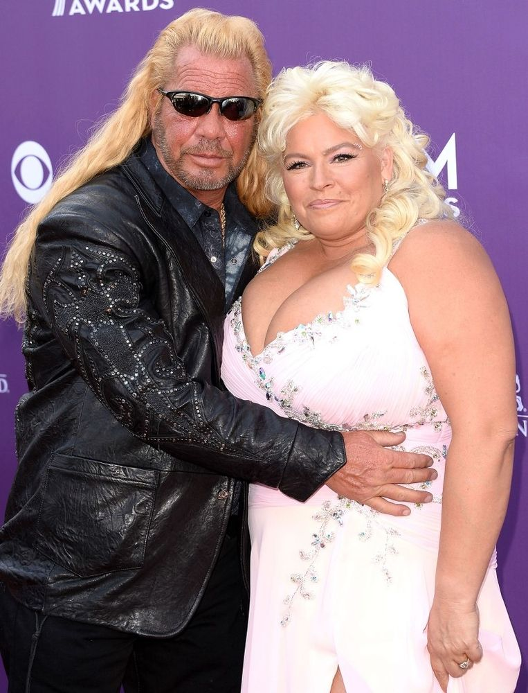 Duane and Beth Chapman | Jason Merritt/Getty