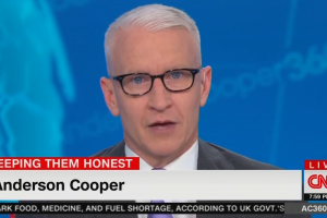 Anderson Cooper calls out Ivanka Trump following the president's comments on Jewish Americans