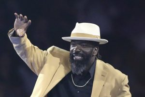 Ed Reed- Reaching greatness depends on company you keep, attitude