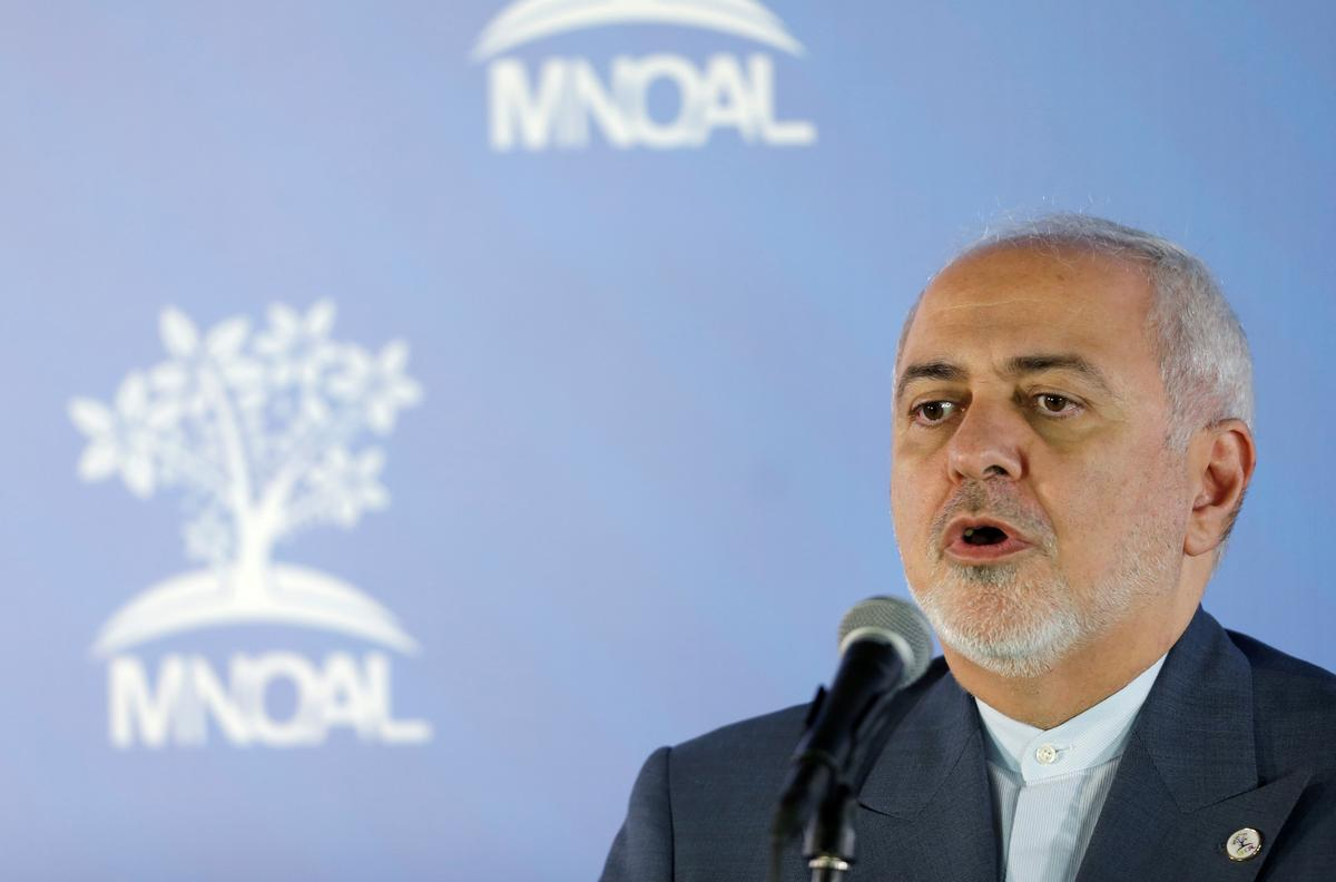 FM Zarif says Iran will not start war in Gulf but will defend itself