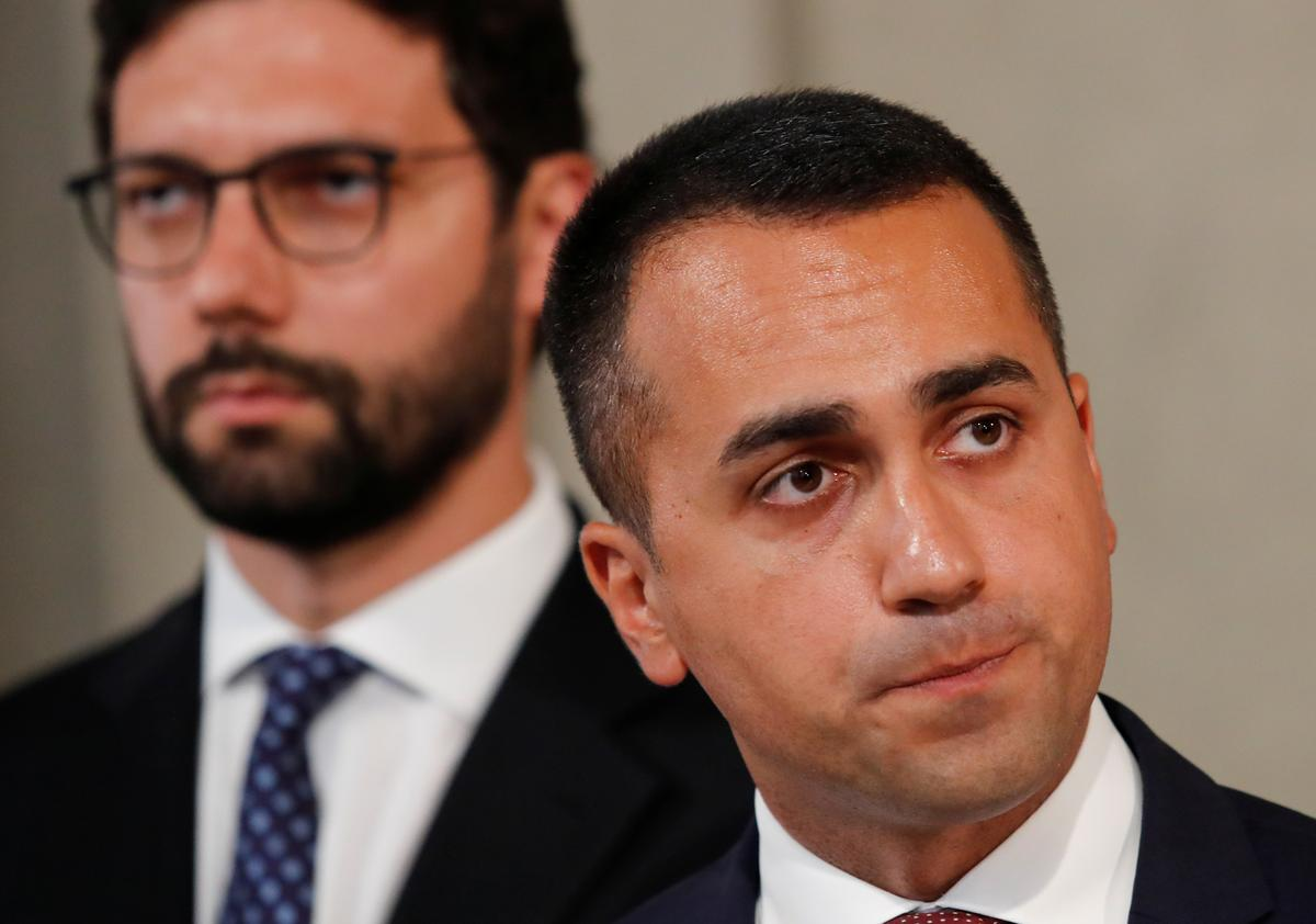 Italy's PD raises the bar for possible govt with 5-Star