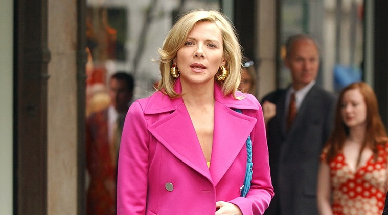 Kim Cattrall Sex and the City