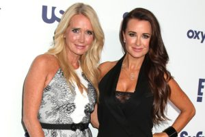 Kim Richards, Kyle Richards