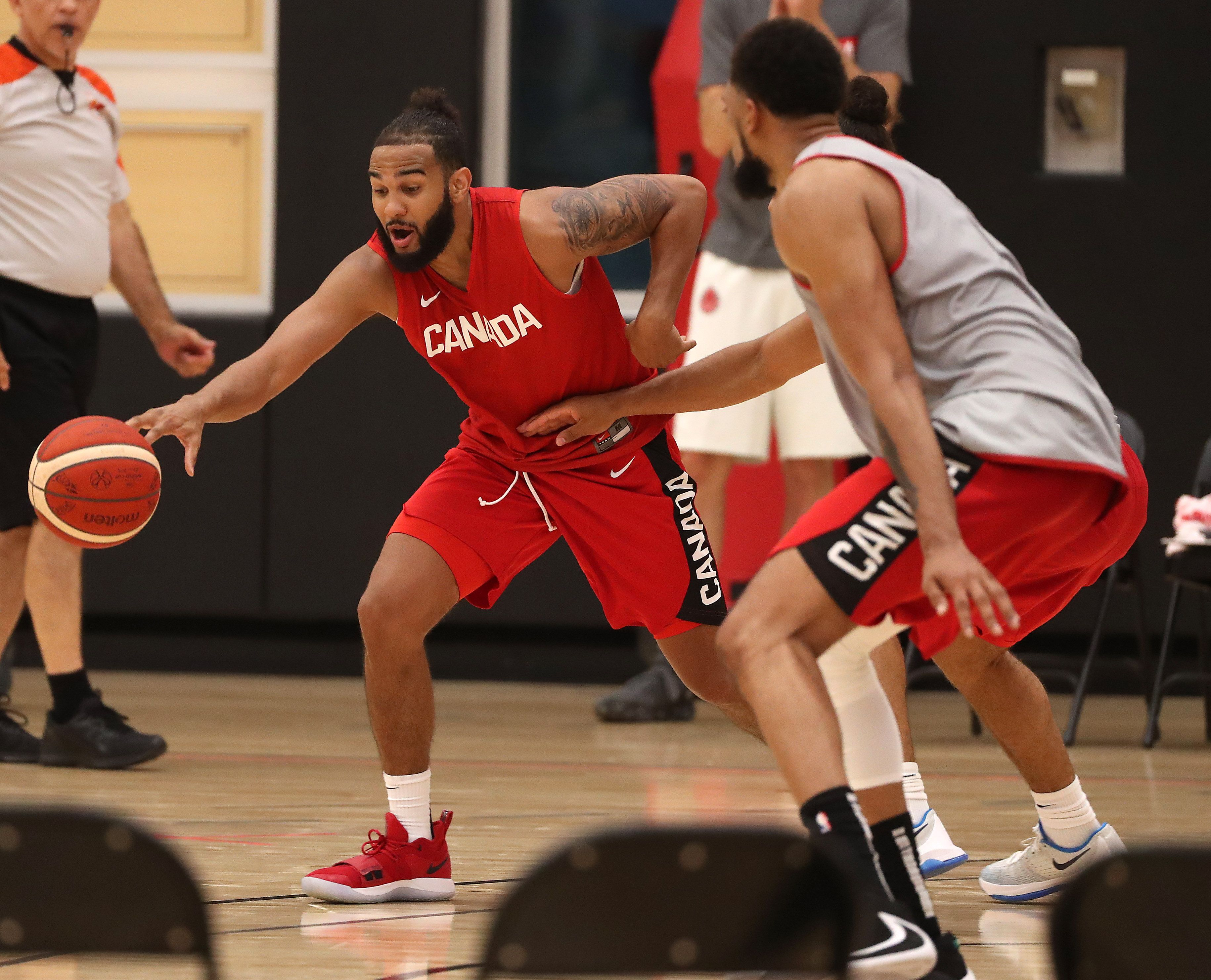 Report: Cory Joseph withdraws from repping Canada at FIBA World Cup