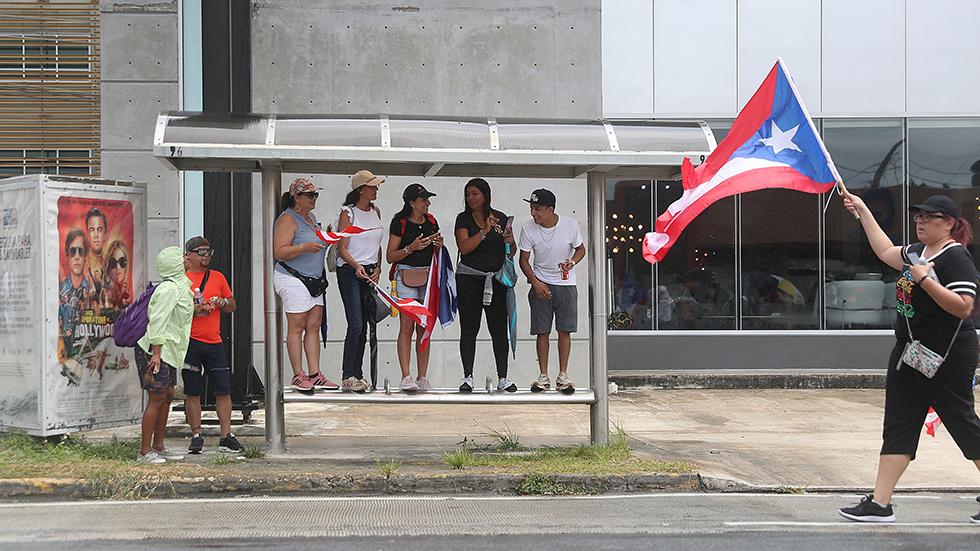 Puerto Rico resignations spur constitutional crisis
