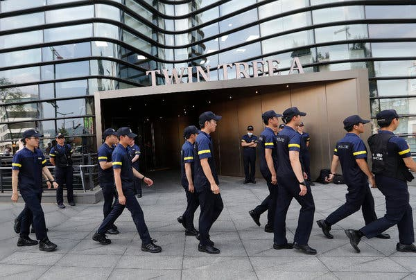South Korean dies from self-immolation near Japan's Embassy