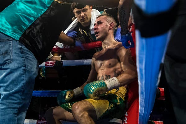 After Two Deaths Days Apart, Boxing Examines Its Risks