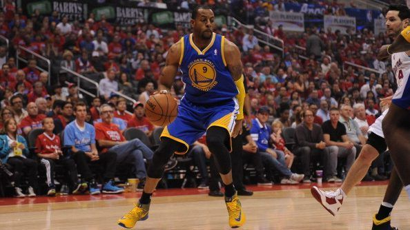 Andre Iguodala on possible boycott after Donald Sterling audio: 'I was all-in. Like shut down the whole season'