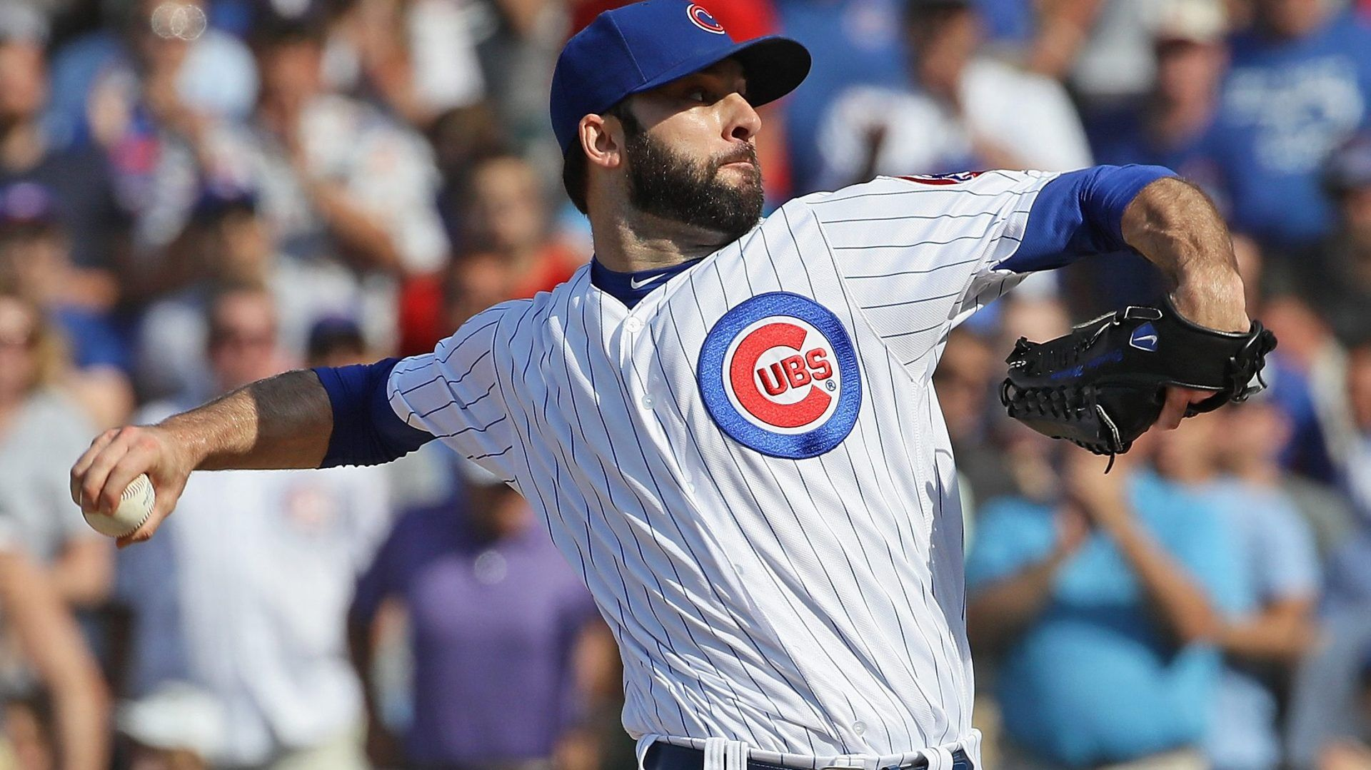 Cubs shut Brandon Morrow down for remainder of 2019