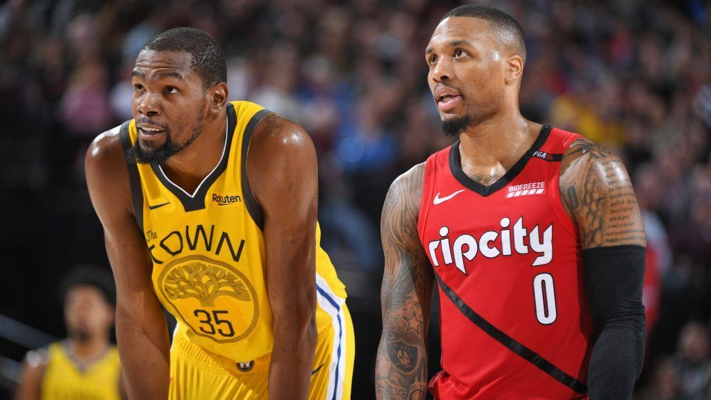 Damian Lillard on leaving Trail Blazers for super team: 'We would win it, but what is the challenge or the fun in that?'