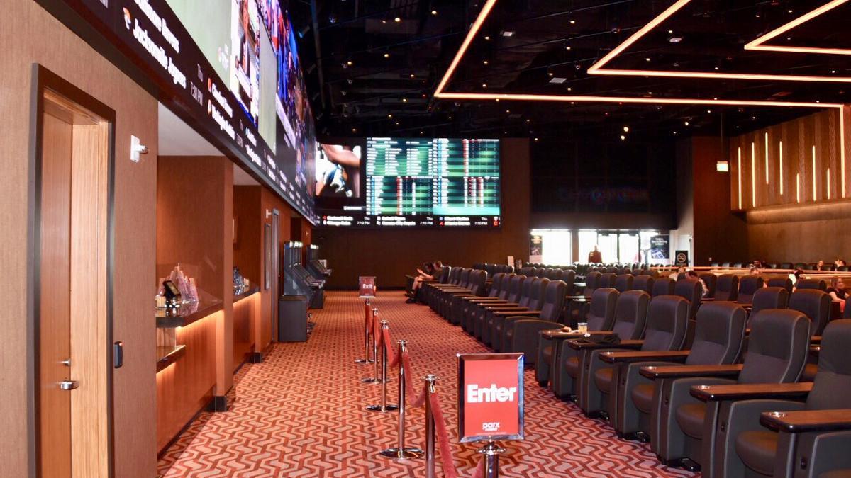 Parx Casino opens $10 million sportsbook